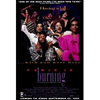 Paris Is Burning 27 x 40 Movie P