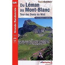 Du Léman au Mont-Blanc : Tour des Dents du Midi