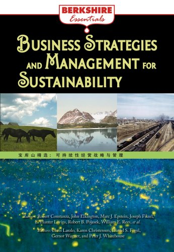 Business Strategies and Management for Sustainability (Berkshire Essentials)