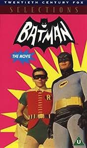 Batman: The Movie [VHS] [Import allemand]