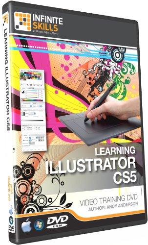 Infinite Skills Learning Adobe Illustrator CS5 Training DVD - Tutorial Video (PC/Mac) Test