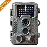 [Aktualisierte Version]16MP Wildkamera 1080P Full HD Low Glow Infrarot schwarzlicht