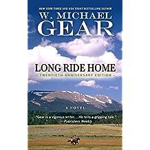 Long Ride Home (Thorndike Large Print Western Series)