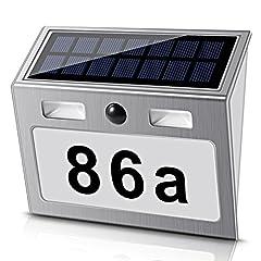 Solar beleuchtete