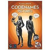 Unbekannt Czech Games Edition CZ040 - Codenames - Pictures Spiel