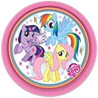 My Little Pony Paper Party Lunch Plates x 8