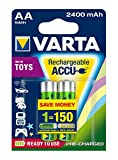 Varta toy Rechargeable Accu Ready To Use vorgeladener AA Mignon NiMh Akku