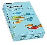 Papyrus 88042747 Multifunktionspapier Rainbow 160 g/m², A4 250 Blatt blau