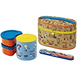 Thermos Bottle and Lunch Box 560ml Snoopy & Friends by Skater