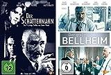 Der Schattenmann + Der große Bellheim (9 DVDs)