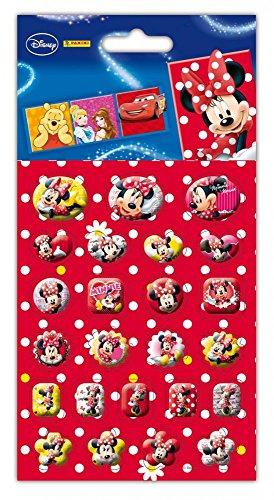 Disney Minnie Maus 3D Sticker 1 [Import allemand]