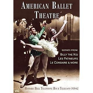 American Ballet Theatre - Billy The Kid / Les Patineurs / Le Corsaire & More [DVD]