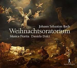 Johann Sebastian Bach - Weihnachtsoratorium BWV 248