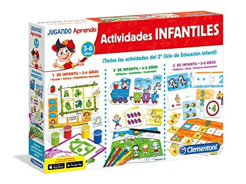 Clementoni Educación infantil 1º, 2º, 3º (65557)