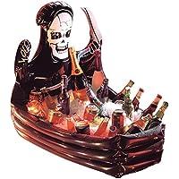 Porta bibite Bara con Demone della Morte gonfiabile raffredda lattine e bottiglie!