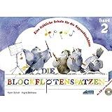 Schuh Verlag Die Blockflötenspatzen 2 mit CD