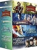 Paramount Collection Aventure: Les chroniques de Spiderwick + Stardust + Le dernier Maître de l'air + Le secret de la pyramide [Import italien]