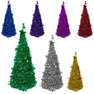 Faltbarer-Weihnachtsbaum-Variationsset