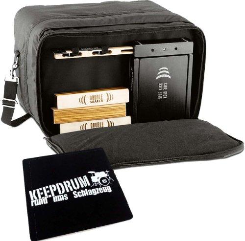 Schlagwerk TA-3 TA3 Tasche für Cajon + Keepdrum Pad Sitzauflage GRATIS!