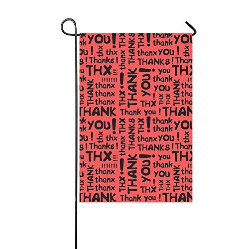 Startseite dekorative Outdoor doppelseitige dekorative Geschenkpapier Worte Garten Flagge, Haus Hof Flagge, Garten Hof Dekorationen, saisonale Willkommen Outdoor Flagge Frühling Sommer Geschenk