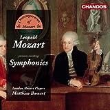 Leopold Mozart: Symphonies