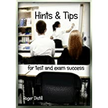 Hints and Tips for Test and Exam Success