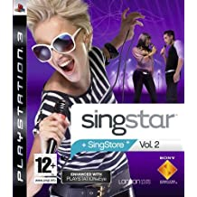 SingStar II (PS3) [Importación inglesa]