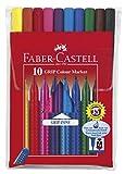 Faber Castell 12Buntstifte + 12Marker 38pack-12–10PACK