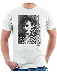 Richard Mann Official Photography - Adam Ant Prince Charming Close Up Men's T-Shirt