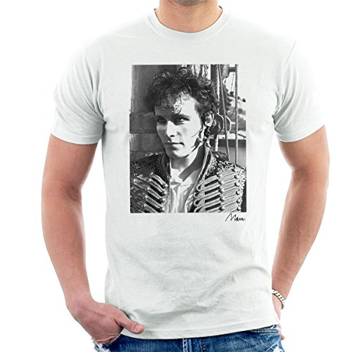Prince Shirt Charming (Richard Mann Official Photography - Adam Ant Prince Charming Close Up Men's T-Shirt)
