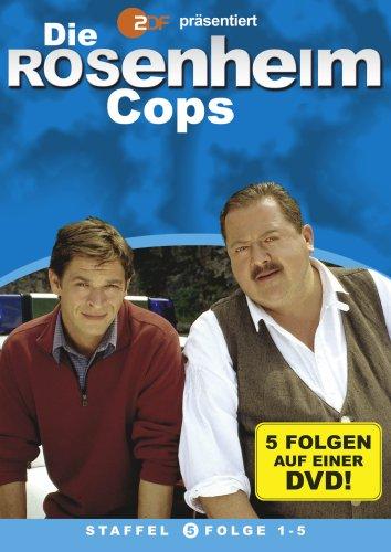 Die Rosenheim-Cops (Staffel 5/Folge 1-5)