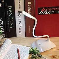 Einstellbare USB aufladbare Touch Sensor LED Leselicht Schreibtisch Tischlampe Kinder lesen Nachtlicht Home Study... preisvergleich bei billige-tabletten.eu