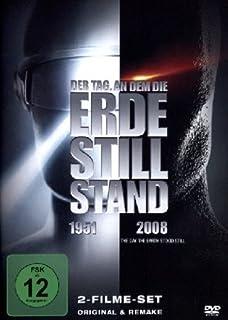 Der Tag, an dem die Erde still stand - Original & Remake (2 Discs)