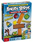 Angry Birds Knock on Wood age-old between Angry Birds and egg-stealing pigs continues. The birds will have their revenge! Mission cards show what pieces to use and what to build. Feature: Score points for the pigs Bonus piece knocked over Opponents l...