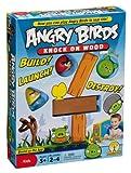Mattel Games W2793 - Gioco da tavola Angry Birds - Knock On Wood