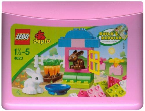 LEGO Bricks & More DUPLO 4623 - Cubo Rosa de Ladrillos