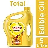 #7: Saffola Pro Heart Conscious Edible Oil, 5 L Jar