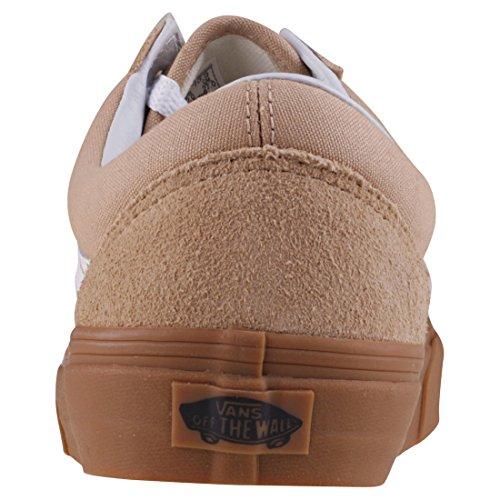 Chaussures Adulte De Old Mixte Skool Vans Sesamegum Beige Running HwqnT1xZ