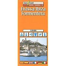 Eivissa / Ibiza Formentera : 1/50 000