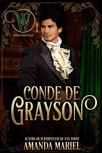 Conde de Grayson por Amanda Mariel