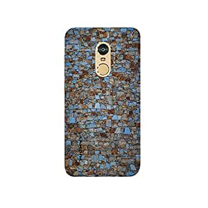 RICKYY Mix_and_match design printed matte finish multi-colored back case cover for Xiaomi Redmi Note 4