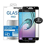 Novago Compatible avec Samsung A5 2016 - Films Protection écran en Verre trempé...