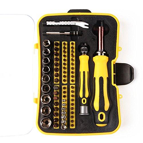 MPLUS-Juego-de-Destornilladores-de-Precisin-70-en-1-Imantado-Destornillador-Conjunto-Kit-de-Herramientas-Profesionales-de-Reparacin-de-Electrnica-Acero-S2-Precision-Screwdriver-Set-Para-iPhone-Cell-Ph