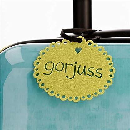 51yGwNVPuCL. SS416  - Gorjuss The Little Friend Maleta, 67 cm, 64 litros, Verde