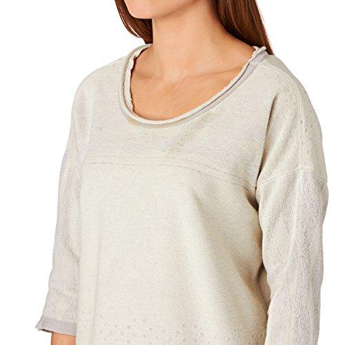 Burton Damen T-Shirt Polly Crew dove heather