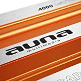 Prezzo Auna Amplificatore finale auto Hi-Fi car (4 x 1000 Watt max, 4 canali, MOSFET, Super Bass Boost)