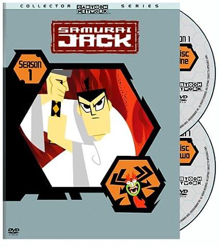 Andrew Jack - Samurai Jack: Season 1 [Import USA Zone