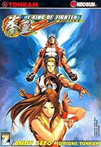 The King of Fighter Zillion Edition simple Tome 7