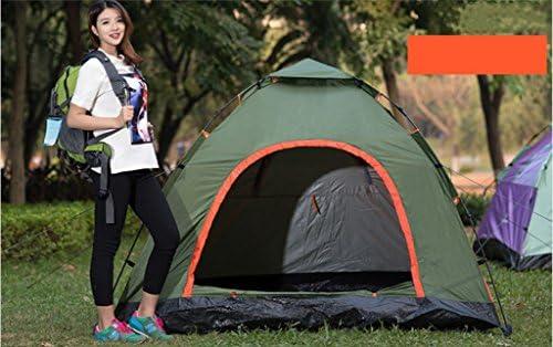ZHANGP Tenda esterna Doppio 3-4 persone 2 Campeggio Campeggio Campeggio automatico da spiaggia Turismo Tenda da campeggio ZXCV (Coloreee   verde)   economia    I più venduti in tutto il mondo  638970
