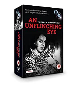 An Unflinching Eye - The films Of Richard Woolley [4- DVD Boxset